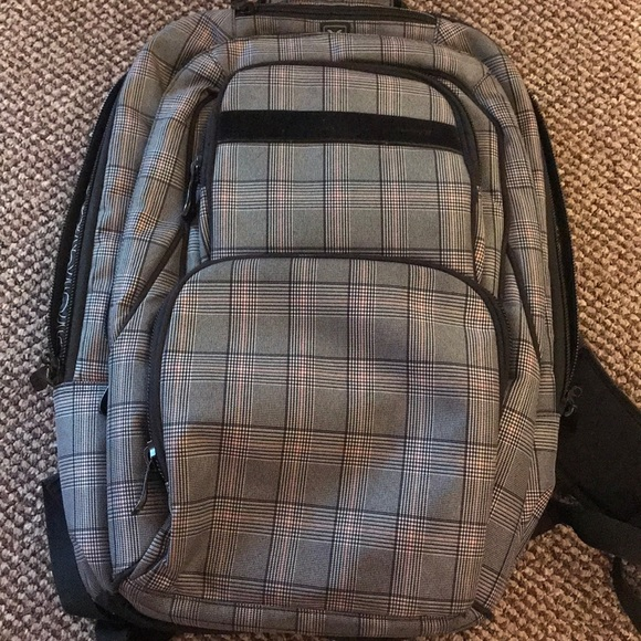 e3252cb179 Hurley Grey & Pink Backpack
